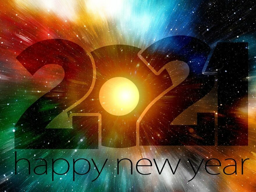 Happy New Year New Year S Day  - geralt / Pixabay